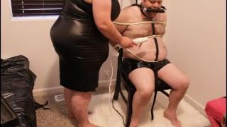 Bbw Slave