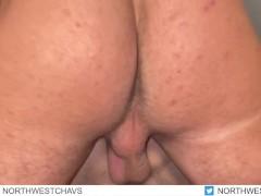 Scally close-up, bare back, cream pie onlyfans/northwestchavs
