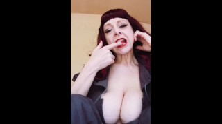 Ruby J Fox will eat you alive! Soft Vore Giantess