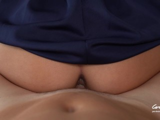 Step Mom Caught Step Son Jerking off and help him to Cum Quick Part 6