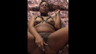 Submissive married slut does it all for her master