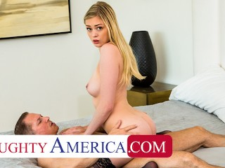 Naughty America – Amber Moore loves older men and their cocks