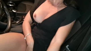 After the nudist spa, she wants to have sex