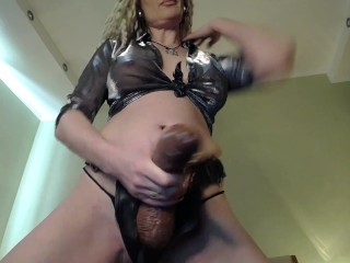 I train anal whore (Prerecorded live show with my virtual slave)