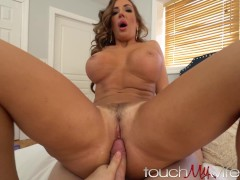 Big Titty MILF Tries Swinging For The First Time