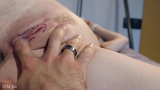 CREAMPIE COMPILATION, cum inside pussy, anal creampie, vaginal creampie - Otta Koi