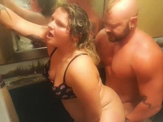 Quick Fuck in the Bathroom Cindy Liberty