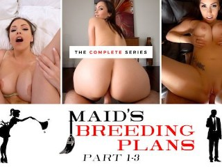 MAID'S BREEDING PLANS - COMPLETE - PREVIEW - ImMeganLive