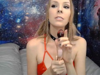 JOI CEI with AliceMarz - Put That Cream In Your Mouth - Alice Marz