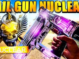 NEW ''NAIL GUN'' NUCLEAR Gameplay! (Black Ops Cold War)