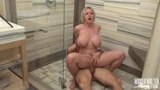 Dee Williams Showered & Ass-Fucked Teaser