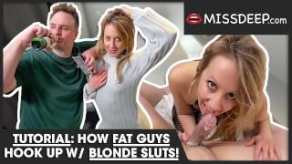 WHAT? Fat Dude bangs THAT beauty: Emmanuelle Worley? - MISSDEEP
