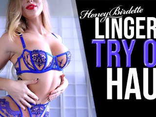 Scarlet Chase -YouTube  Honey Birdette Try On Haul! chubby girl bondage