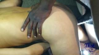 Thot in Texas - Big Black Dick Creampie Granny LAtina
