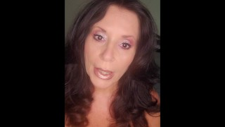 Amateur Mature Mommy makes you suck hot farts out of my asshole POV