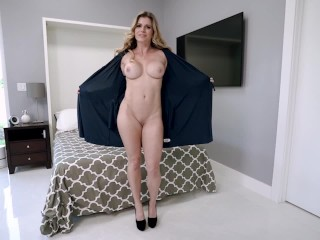 When Dad is Away Step Mom wants to Play - Cory Chase sex hindi sex