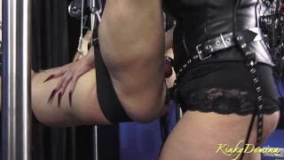 Strapon Session to Remember at House of Sinn