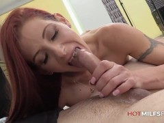 MILF Gabby Lamb Fucked In A Car Then Hotel Room In Promo Sex Video