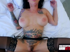 Interview Pounding With Inked Cougar Lily Lane BTS