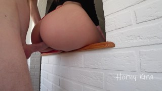 Fit Lady with Perfect Ass want make me Cum