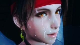 Final Fantasy 7 Futa - Jessie and Tifa crazy sex