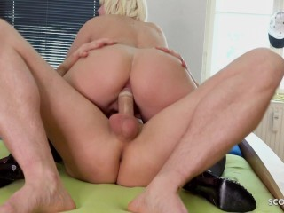 GERMAN SCOUT - MINI HOTCORE PICKUP AND FUCK AT STREET CASTING