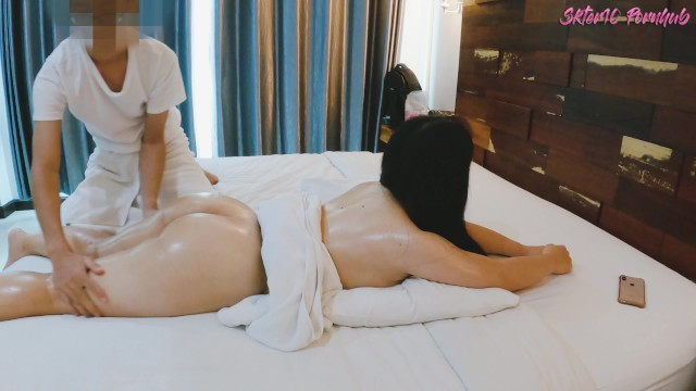 Thai Massage Oil Spa Sex Ep.1 เมื่อนักศึกษาอยากนวดน้ำมัน
