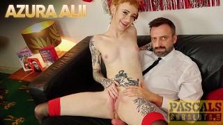 PASCALSSUBSLUTS - Skinny UK Sub Azura Alii Anal Fucked Hard