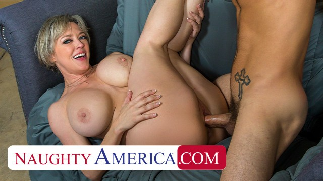 Naughty America - Dee Williams doesn't get mad she get's even, by fucking Tyler!!