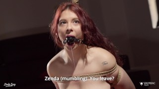 Behind The Scenes - With Zenda & Margout