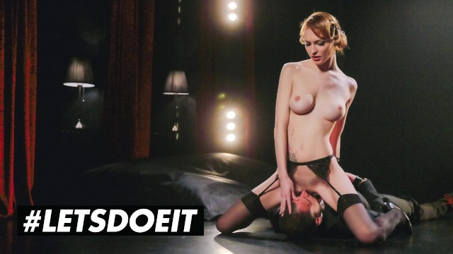 XCHIMERA - SENSUAL FANTASY ANAL FOR PERFECT BODY BABE BELLE CLAIRE - LETSDOEIT