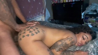 bbc fucks Twitter and onlyfans babe Laylaluxxx