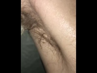 Sexy AF Hairy armpit and hairy nips