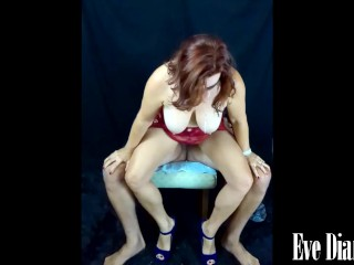 Hot Talking Wife does Photoshoot