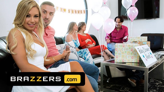 Brazzers - Kendall Kayden & Keiran Lee Are Bored At The Party So They Decide To Fuck & Have Fun