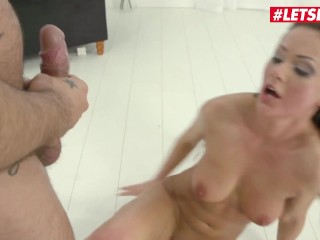 HERLIMIT – BRITISH BABE TINA KAY TURNED INTO A OBEDIENT SQUIRTING ANAL SLUT FULL SCENE