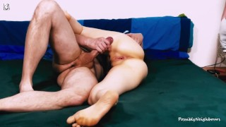 Creampie Gangbang - Wife Sharing with best Friends (TEASER)