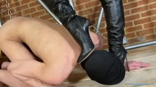 Miss Courtney - Suffer for my Casadei Heels (trailer)