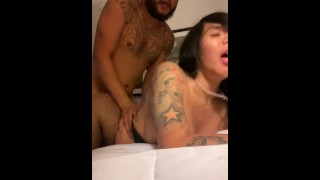 Getting Fucked By A Big Dick Trade