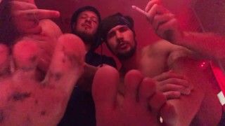 Alpha smokers are straight , with dirt, drooling and feet.Sir/Master/Alpha/Spit/Dirty/Domination/