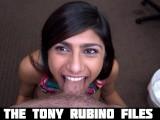 MIA KHALIFA – The Tony Rubino Files