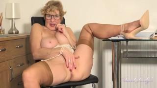 Aunt Judy's - Naughty 56yo Big Tit Teacher Ms. Molly
