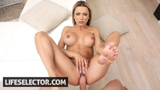 Shalina Devine's MILF pussy is all yours and she's horny as fuck - Lifeselector