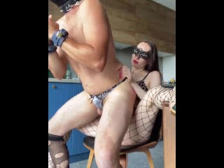 Backing horses bitch- full clip on my Onlyfans (link in bio)