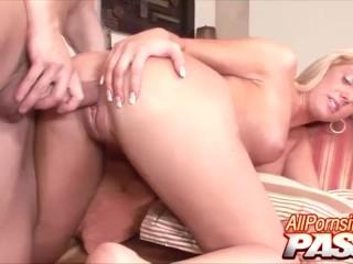Horny Pawg Blonde Nikki Kane Tight Pussy Fucking
