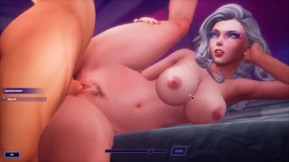 Subverse - Part 4 Fucking Horny Sexy Space Doctor By LoveSkySanHenta
