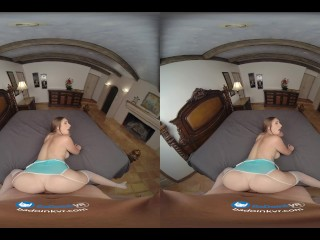 Busty Babe Penelope Kay Needs Plumber With Big Pipe VR Porn
