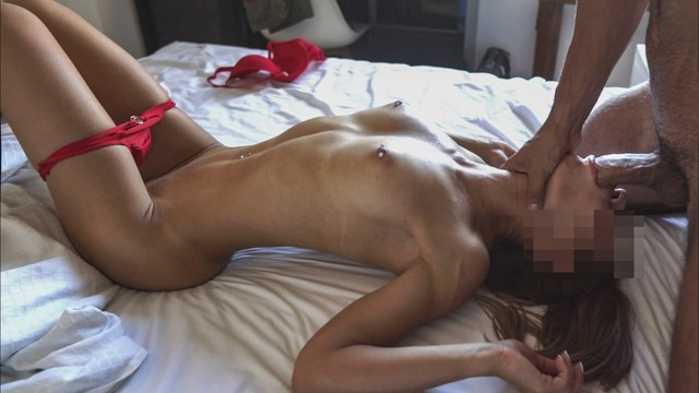 Now please fuck my throat daddy!  FIT COUPLE having a DIRTY MORNING FUCK