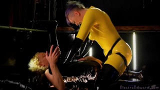 Lady Valeska/Electra Edward Trailer 07/21 (Pegging Fisting Footing Sounding Latex)