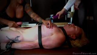 Mistress Sarah C/Lady Valeska/Electra Edward Trailer 06/21 (Femdom Fisting Pegging Sounding Orgasms)